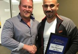 David Grand 2015 Sales Representative of the Year